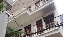 Nhà Lê Thanh Nghị 2 mặt ngõ, 75m, 4 tầng