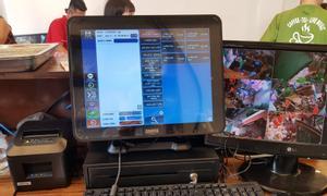 Lắp máy tính tiền giá rẻ quán Coffee Tea tại Vĩnh Long