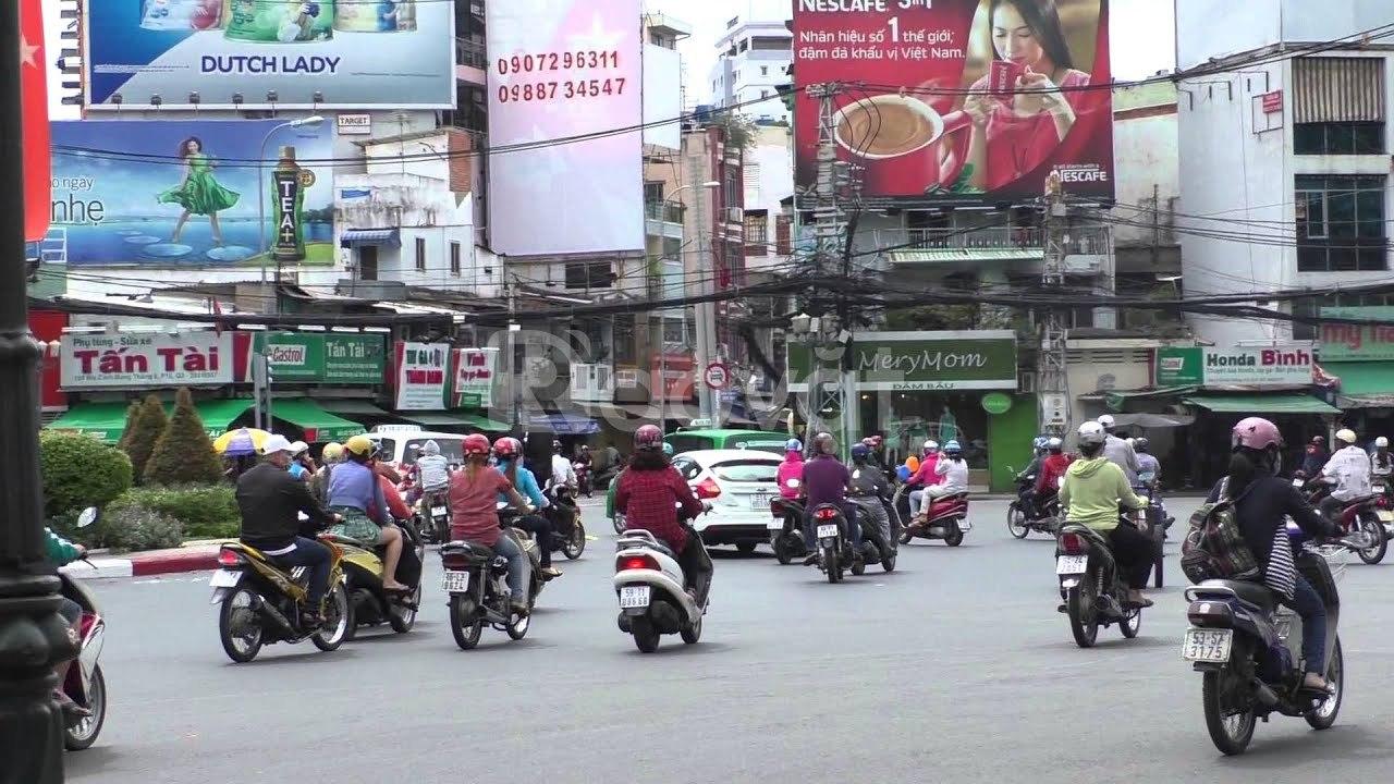 Bán nhà mặt tiền Lý Chính Thắng, Quận 3, diện tích 30m2