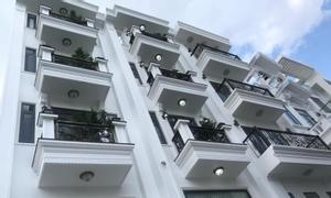 Bán nhà đẹp 4 tầng gần chợ Thạch Đà, Gò Vấp