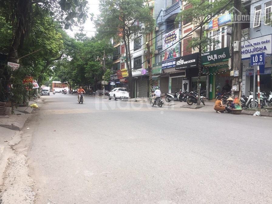 Bán nhà mặt ngõ 3 ôtô tránh Nguyễn Chí Thanh, 40m2*4T, MT 4.1m