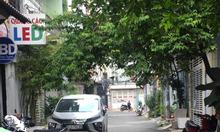 Căn nhà HXH 4 tầng 50m2, Phan Văn Trị, P.11, Bình Thạnh