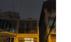 Cho thuê NC 3.5x10m2 Trần Khánh Dư Quận 1, nhà mới đẹp sàn gỗ sang trọng