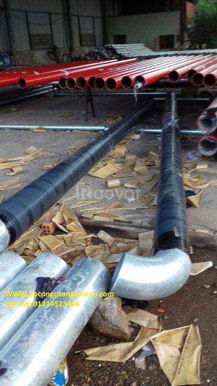 Băng vải mỡ denso tape bảo vệ chống ăn mòn cho ống