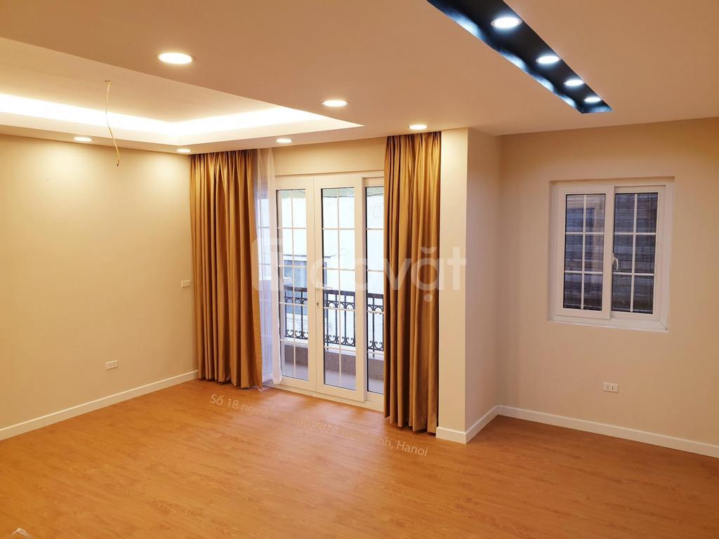 Bán nhà xây 6 tầng, diện tích 45m2 tại 18 ngõ 207/15 Xuân Đỉnh, HN