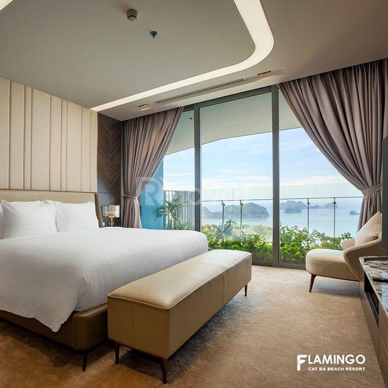 Mở bán căn hộ 5* Flamingo Cát Bà view biển