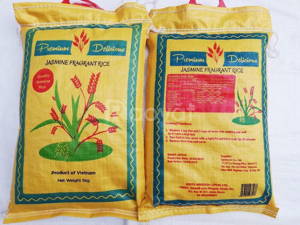 Mua bao đựng gạo 5kg đến 50kg chất lượng giá rẻ ở đâu