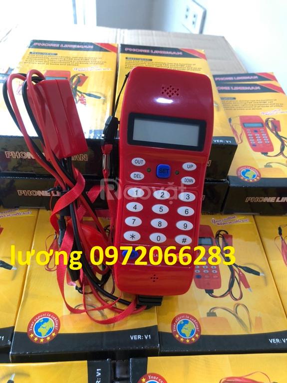 Công cụ kiểm tra cáp điện thoại NF-866
