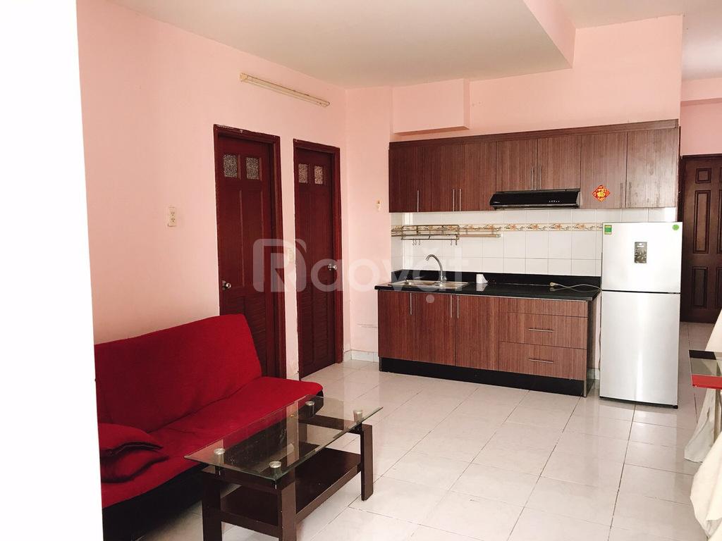 Cho thuê chung cư Ngọc Khánh, 2 phòng ngủ, đầy đủ nội thất