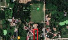 Bán 560m2 đất mặt đường liên xã tại thôn Văn Minh, xã Cam Thượng, Ba Vì, Hà Nội