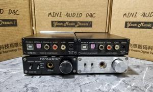 Bộ giải mã DAC X6 chính hãng Fx Audio