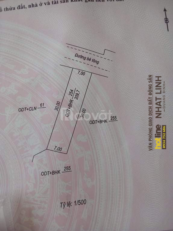 Lô ngõ 90 Hồng Quang, 210m2, giá tốt để đầu tư, chốt nhanh trong ngày