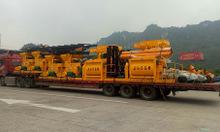 Chuyên cung cấp trạm trộn bê tông JS750 trên toàn quốc