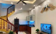 Bán nhà mới Trương Định, full nội thất, DT 30m2x5T