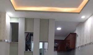 Bán nhà mới Đoàn Văn Bơ, Quận 4, 3 phòng ngủ