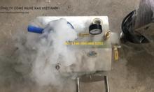 Máy làm đá CO2, đá khói, đá khô mini