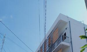 Dãy trọ 2 tầng, 13 phòng, ngay trung tâm Thủ Đức, thu một tháng gần 40 triệu