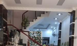Bán nhà Nguyễn Trung Trực, phường 5, Bình Thạnh, HXH 4 tầng