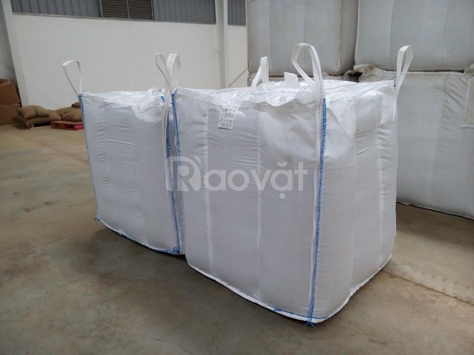 Bao jumbo 500 kg, bao jumbo giá rẻ, bao jumbo 2 tấn