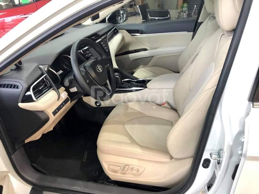 Toyota camry 2.5Q 2020 nhập thái, khuyến mãi lớn
