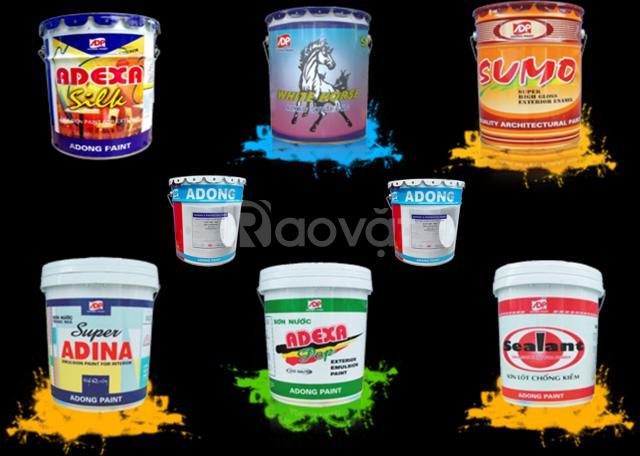 Tìm đại lý cung cấp sơn dầu Sumo Á Đông màu AC-544 chính hãng
