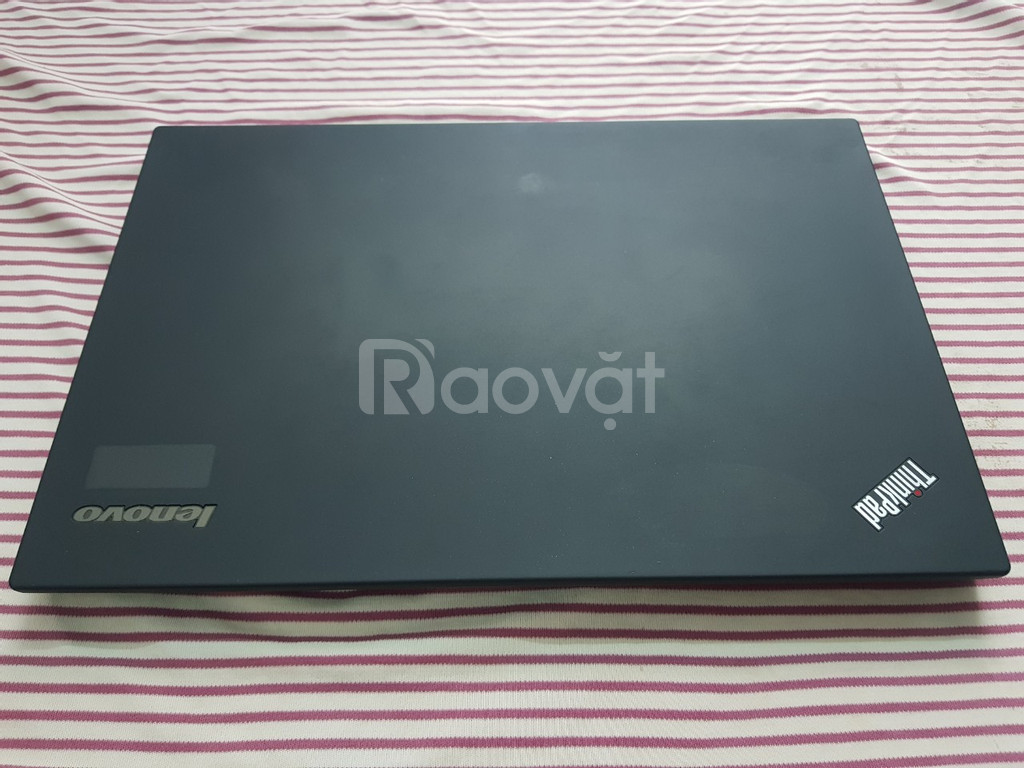 Lenovo T550 core i5, Ram 8G, 240G SSD, 15.6inch FHD, webcam