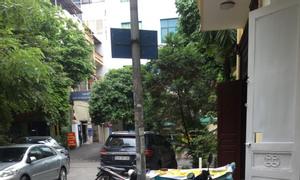 Cho thuê nhà số 7 lô 4E Trung Yên 9 ôtô tránh, 65m2, 4T, MT 5m