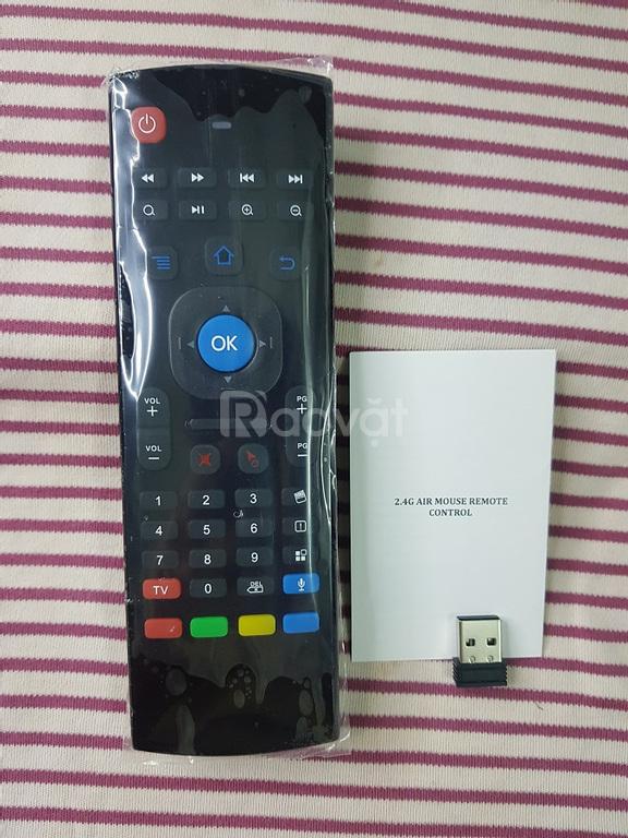 Remote tivi thông minh km900, smart Remote, Airmouse, chuột bay km900