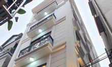 Bán nhà Hoàng Quốc Việt ô tô tải tránh, lô góc, thang máy, 60m, 7 tầng