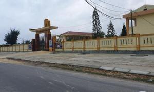 Bán đất biển Hải Ninh, cách biển 500m, đối diện nhà văn hóa thôn