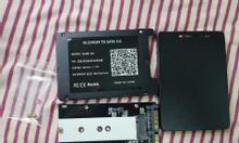 Hộp box chuyển ổ cứng laptop M2 2242, 2260, 2280 ra chuẩn 2,5 inch