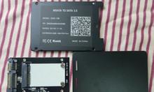 Hộp box chuyển ổ cứng laptop Msata ra chuẩn 2,5inch