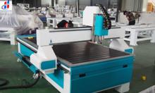 Máy CNC bàn nhôm, máy CNC một đầu hút chân không hiện đại