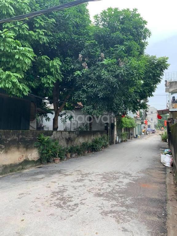 Bán 33,8m2 đất thổ cư sổ đỏ Yên Lũng An Khánh, vị trí kinh doanh