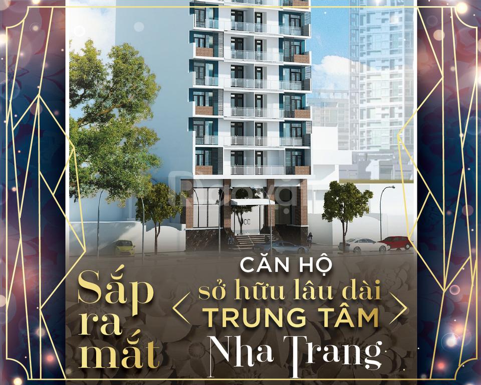 Happy Sky, vị trí vàng, sổ đỏ lâu dài, ngay trung tâm TP.Nha Trang
