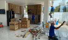 Công ty chuyên phục hồi sàn đá, cung cấp tạp vụ, giặt thảm