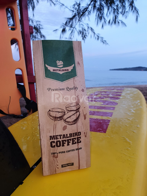 Cà phê đậm đà hương vị Việt