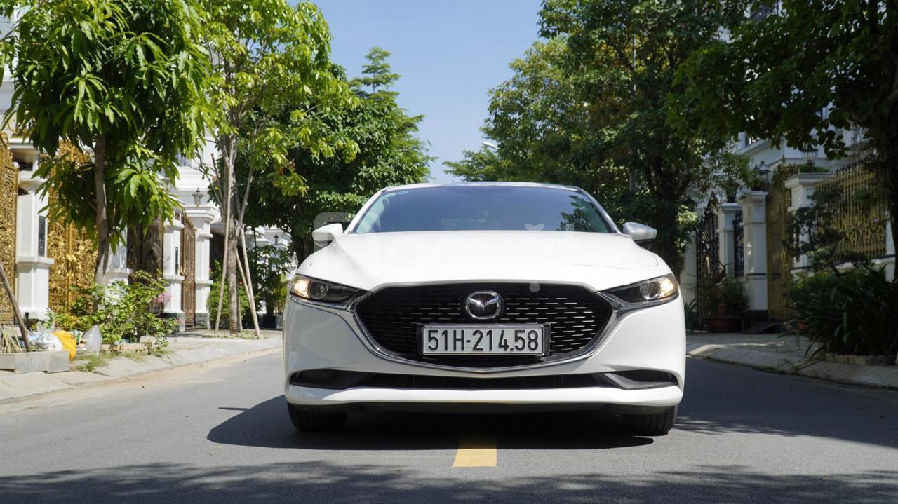 Cho thuê xe Mazda 3, 2020 All New, giao xe tận nơi