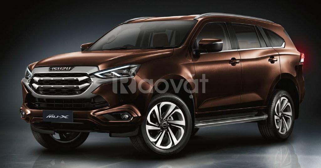 Isuzu sắp ra mắt dòng sản phẩm SUV 7 chỗ 2021