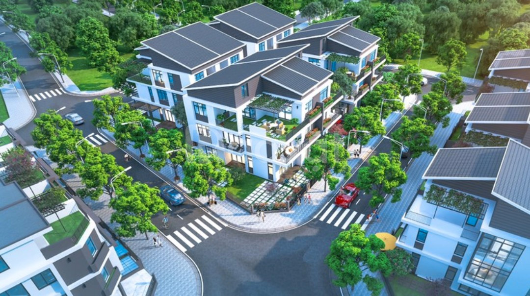 Bán nhà mặt phố Trần Kim Xuyến, Trung Hòa, Cầu Giấy, Hà Nội