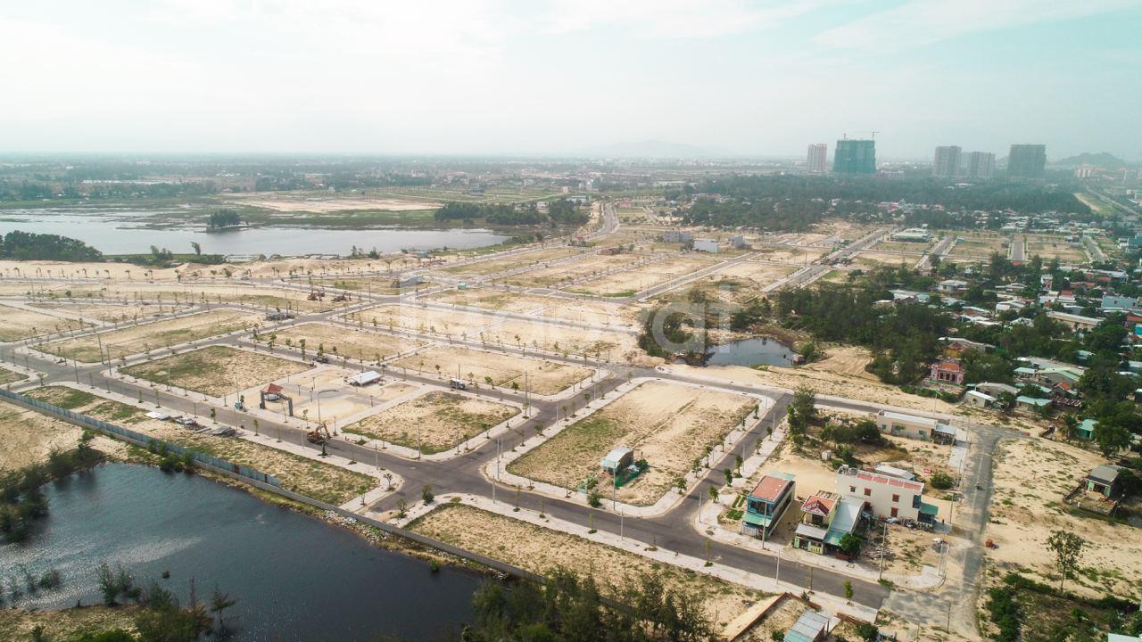 Đầu tư sinh lợi cao với đất KDT Ngọc Dương RVS, view sông gần biển