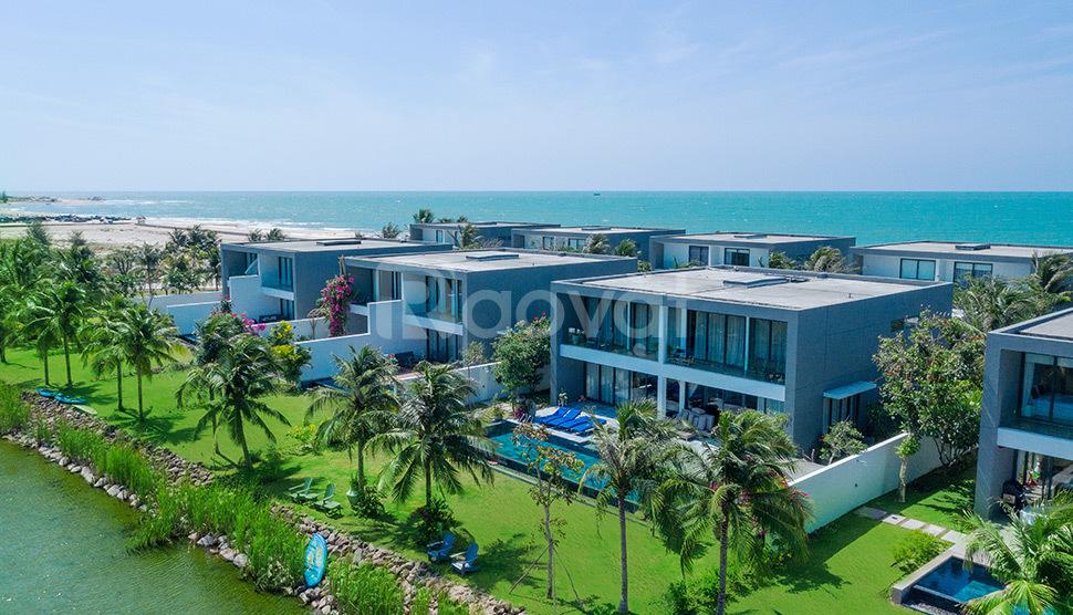 Biệt nghỉ dưỡng Hồ Tràm Vũng Tàu, 4 phòng ngủ, gần biển
