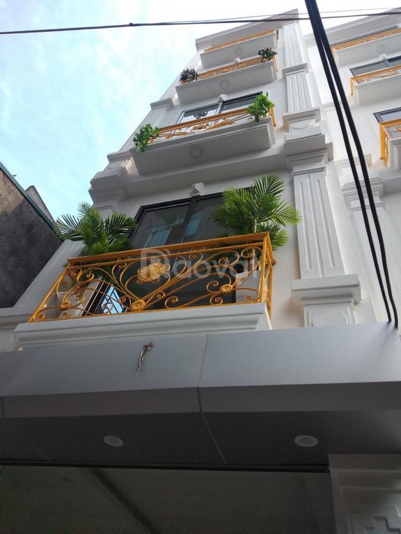 Nhà gần ngã tư Bưu Điện Hà Đông, 50m2 5T, cách đỗ gửi ô tô 30m
