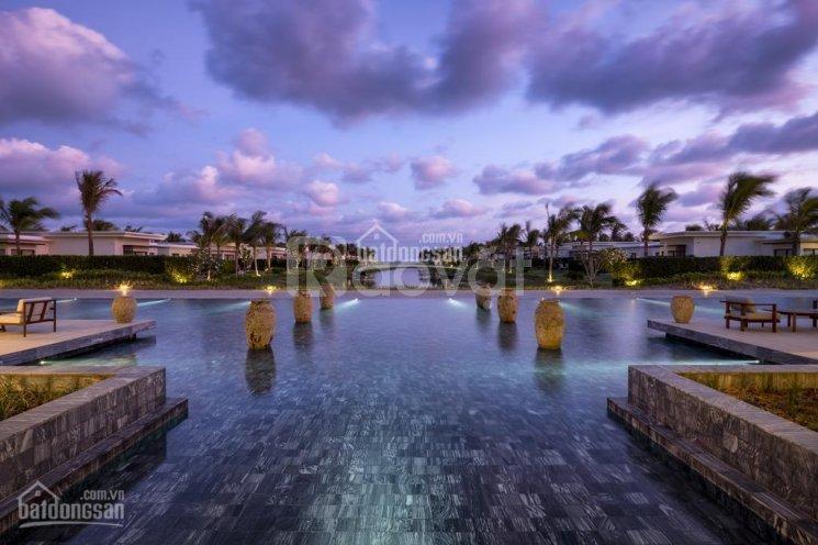 Biệt thự biển Melia Hồ Tràm, 3PN, sổ hồng trao tay có thể vào ở liền