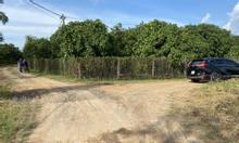Chính chủ bán lô đất vườn 2 mặt tiền đường nhựa ô tô