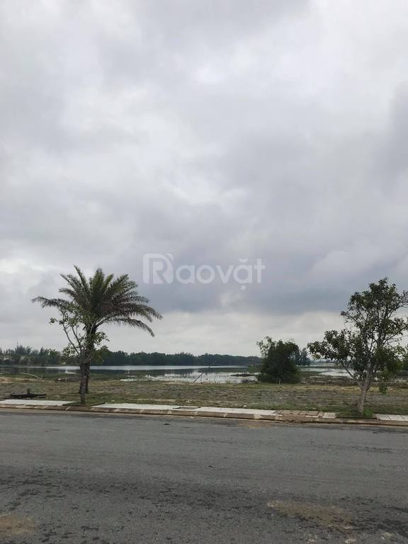Đất nền có sổ giáp sông gần biển, giá đầu tư