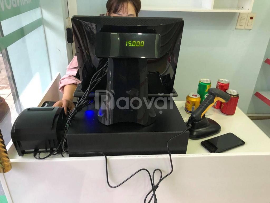 Bán máy tính tiền giá rẻ cho tạp hóa, siêu thị