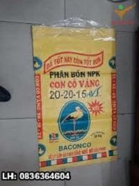 Đặt bao PP dệt 50kg, nhận ngay giảm giá