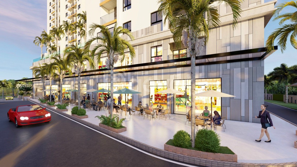 Sở hữu căn hộ ngay TT TP. TDM cam kết lợi nhuận 25%