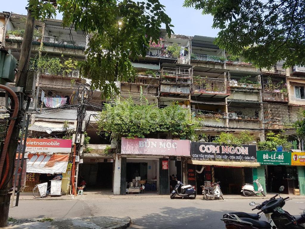 Bán chung cư view hồ Nam Đồng, phố Hồ Đắc Di, tầng 5, B1